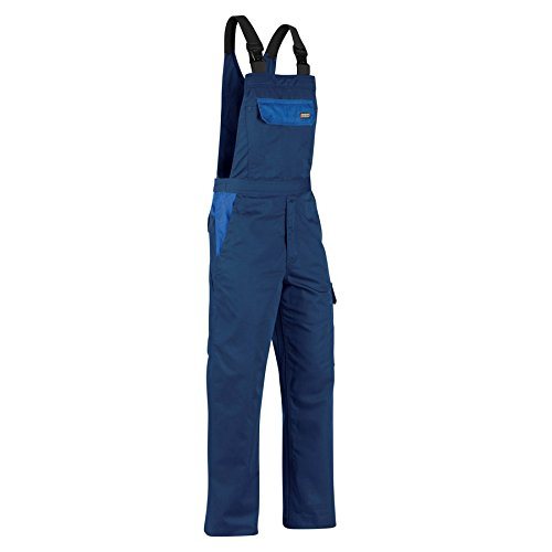 Navy Blue//Royal Blue Blaklader 266512108884C154 OverallIndustry Size C154