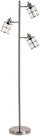Catalina Lighting 21406-000 Modern 3 Floor Lamp
