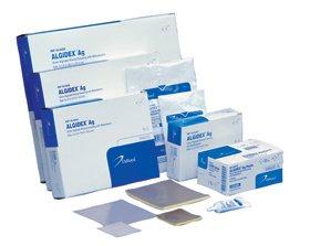 """Algidex Ag® Silver Alginate Wound Dressing: 8""""x 8"""" Foam Back, 5/box"""