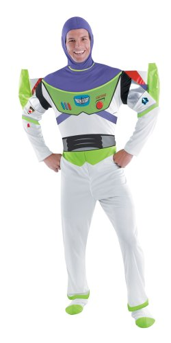 Disguise Men's Buzz Lightyear Toy Story Costume