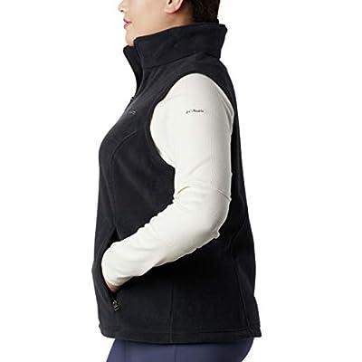 Columbia Women's Benton Springs Soft Fleece Vest at Women's Coats Shop