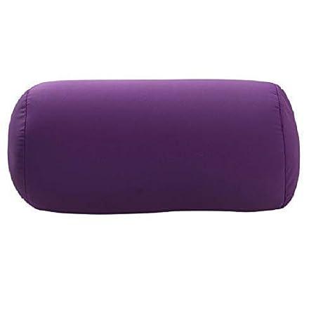 GOUPPER Micro Bead Roll Pillow Cushion Bolster Microbead ...
