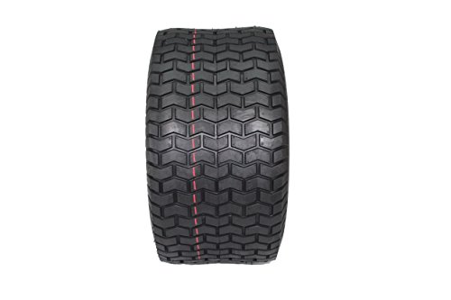 Antego Tire & Wheel Set of Two 20×10.00-8 2 Ply Turf Tires for Lawn & Garden Mower 20×10-8