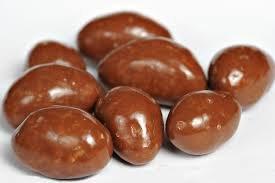 Chocolate Brazil - Bonnerex Milk Chocolate Covered Brazil Nuts - 454G (Old Fashioned Pound)