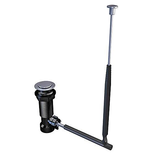 Colony Fit Right Toilet - Danco EZ Connect Pop-up Plastic Lavatory Drain, Chrome, 10691X