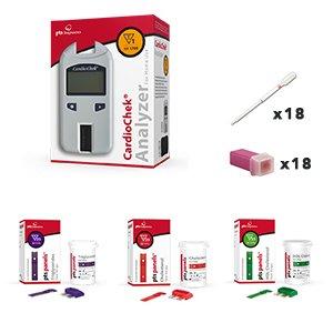 CardioChek Deluxe Kit by CardioChek
