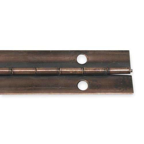 Weld-On Hinge, Steel, 360 Deg, 3/4''W X 4-3/4''H, by Azaleahome by UNB