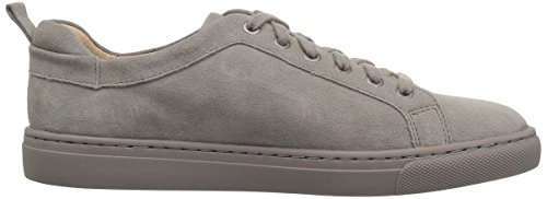 206 Collective Women's Lemolo Lace-up Fashion Sneaker Gray Suede