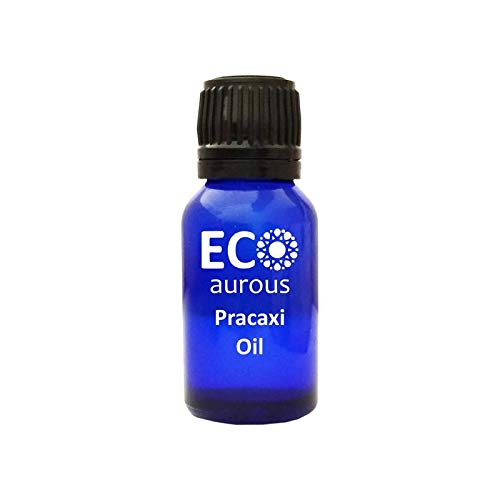 Pracaxi Oil (Pentaclethra macroloba) 100% Natural, Organic, Vegan & Cruelty Free Pracaxi Essential Oil | Pure Pracaxi Oil By Eco Aurous (0.33 OZ, 10 ML)