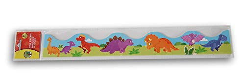 - Teaching Supplies Classroom Decor Dinosaur Wall Borders - Set of 14