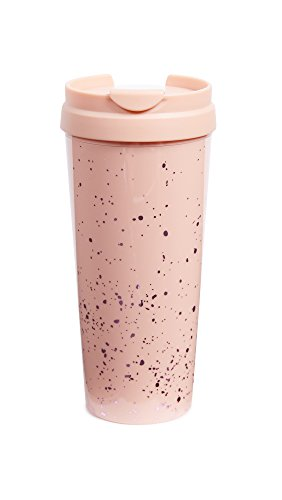ban.do Women's Speckle Thermal Mug, Apricot, One - Ban Shop