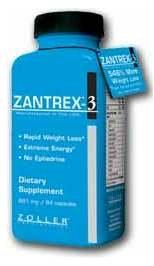 Zoller Lab, Zantrex 3, 84 Capsule