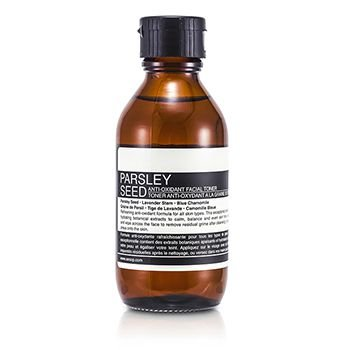 Aesop Parsley Seed Anti-Oxidant, Facial Toner, 3.6 Ounce (Aesop Parsley Seed)