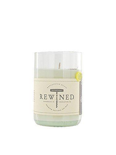 Rewined Chenin Blanc Soy Wax Candle - Chenin Blanc Dry Wine