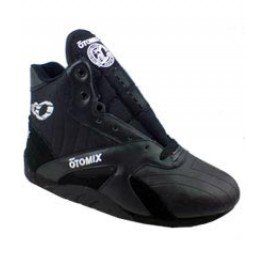 Otomix Power Trainer Men's Bodybuilding Shoes (Black, 10)