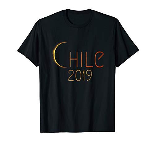 (Total Solar Eclipse Chile 2019 T shirt)