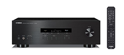 Yamaha R-S202BL Stereo Receiver (Best Integrated Amplifier In The World)