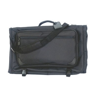 Tri-fold Garment Bag (Black) (45