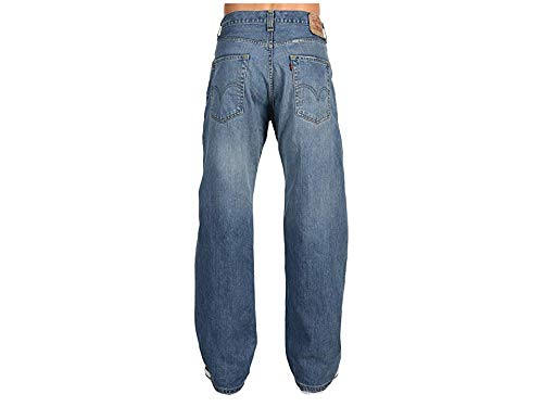 Levi's  Men's 569 Loose Straight Jean, Rugged, 34x30 by Levi's