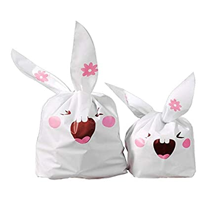 Packaging Cookies - 20 Pcs Lot Rabbit Ear Paper Gift Bag ...