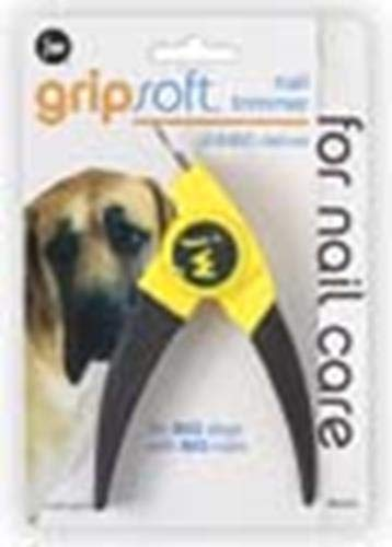 JW Pet Company Deluxe Nail Trimmer for Dogs, Jumbo