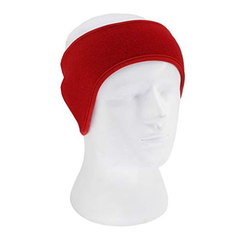 UMFunUnisex Women Men Ear Warmer Winter Head Band Ski Ear Muff Headband Hair Band (A) from 💗UMFun💗_ Jewelry & Watches