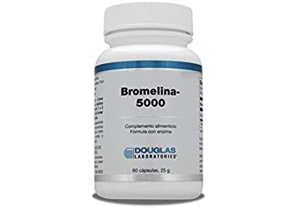 Douglas Laboratories Bromelina - 100 gr: Amazon.es: Salud y ...