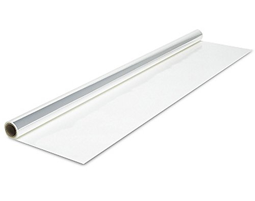 Oasis Supply, 40 in. x 100 ft. Cello Wrap Clear Cellophane W