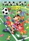 Fussballspiel der Tiere