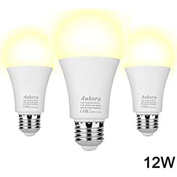 Outdoor Motion Sensor Light Dusk To Dawn Led Bulb 100 Watt Equivalent 9W Hallway