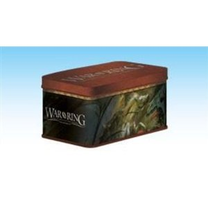 - War of the Ring 2nd Edition - Card Box and Sleeves (120)