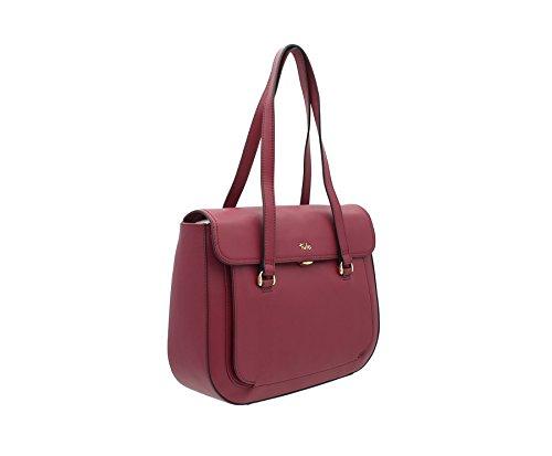 Tula, Borsa a spalla donna, Garnet (Rosso) - 8154 Garnet