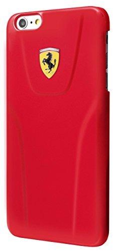 Ferrari Hard Case Scuderia 3D für Apple iPhone 6 Plus/6S Plus rot