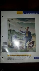 Out of Many: A History of the American People, Volume 1, Books a la Carte Plus NEW MyHistoryLab with eText -- Access Car