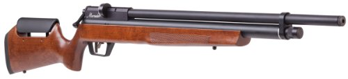 Benjamin Marauder Wood Stock PCP Rifle .25 Cal. BP2564W (Cal Air Rifle Barrel)