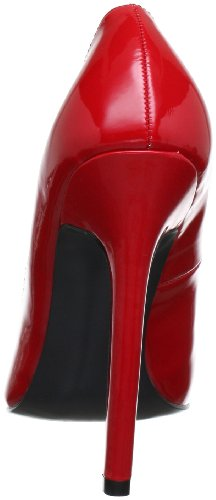 Pleaser Devious Womens Sexy-20 Slippers Red Patent 17HHauk