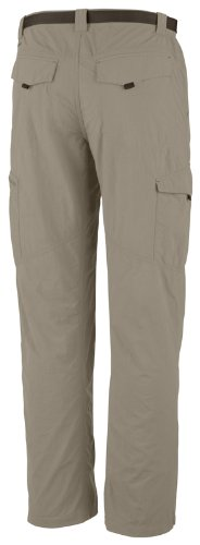 Columbia Men's Silver Ridge Cargo Pant, Fossil, 44x34-Inch