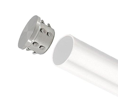 Handrail Caps End - Stainless Steel 316 Grade 1-1/2