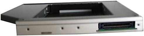 Toshiba Tecra M9 2 nd HDD SSD Caddy disco duro para HP Compaq ...