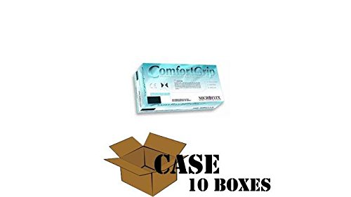 Microflex Gloves ComfortGrip Powder Free Latex - Case Size X-Large