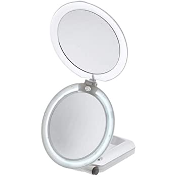 Amazon Com Zadro Ultimate Lighted Make Up Mirror