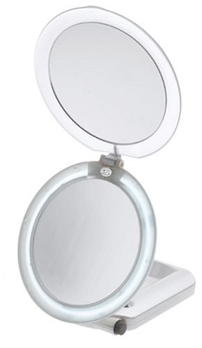 Amazon zadro ultimate lighted make up mirror personal makeup zadro ultimate lighted make up mirror aloadofball Image collections