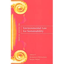 Environmental Law for Sustainability: A Reader