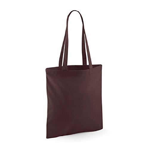 Westford Mill , Damen Tote-Tasche Braun schokolade