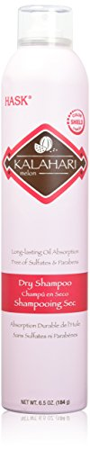 HASK Kalahari Melon Dry Shampoo Protect Colored Hair Damage