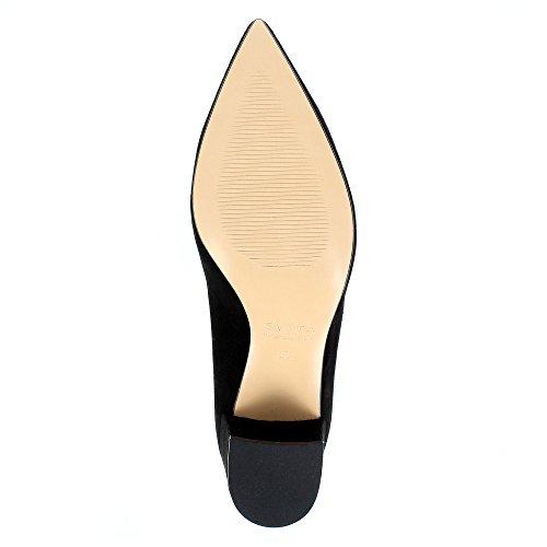 Romina Evita mujer Piel negro vestir Zapatos Shoes de Otra de para rrCwqA5xHz