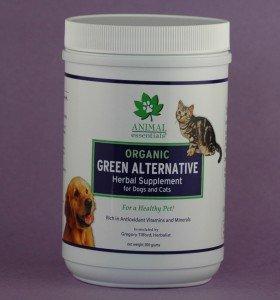 Animaux Essentials Organic Green Alternative (300 grammes)