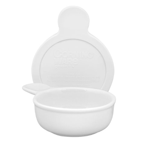 CorningWare 15-Ounce Grab It with Plastic Cover