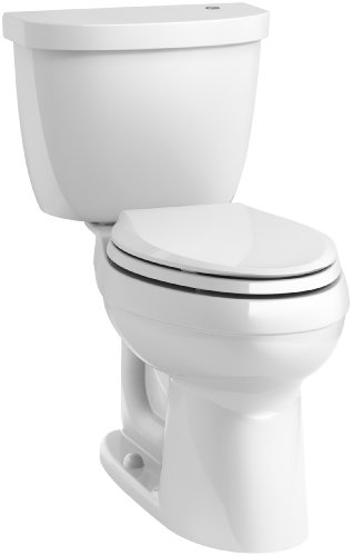 Piece Chair Height Elongated Toilet - 9