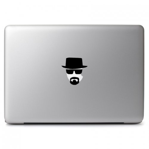 ite Breaking Bad Vinyl Decal Sticker Skin for Apple Macbook Air & Pro 11